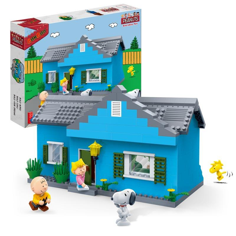 Charlie Brown House