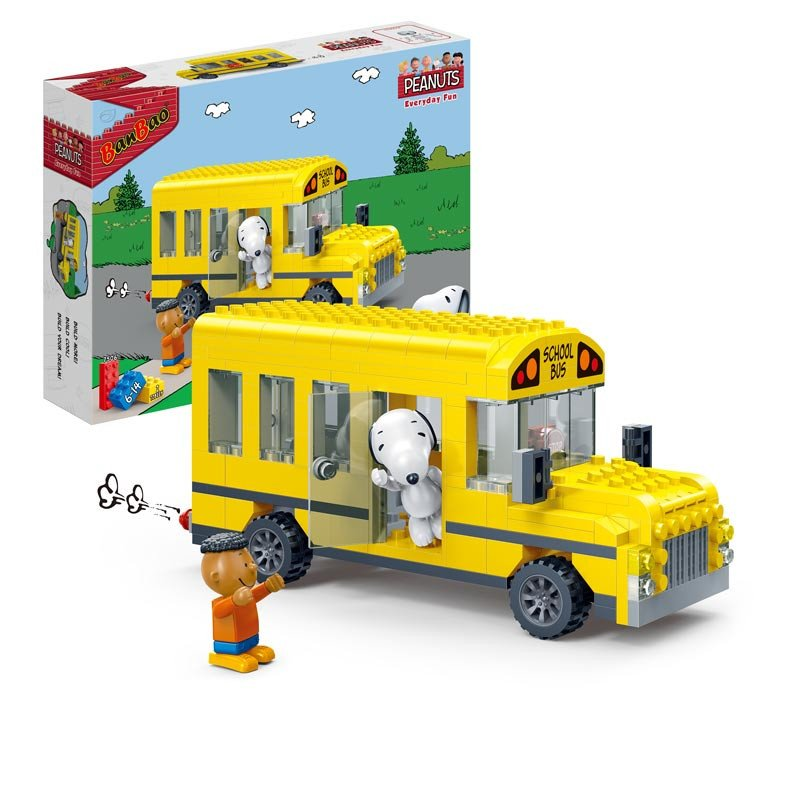 Snoopy's School Bus