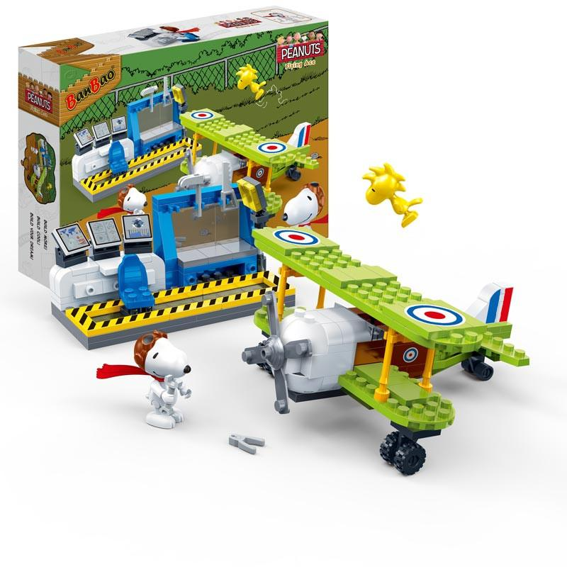 Snoopy's Aircraft Base