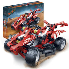 Load image into Gallery viewer, Red Falcon Racer