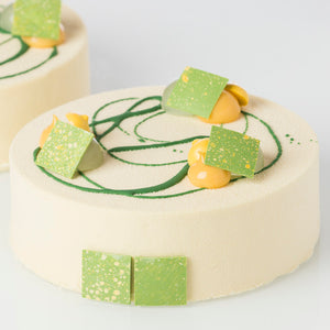 Coconut, Passionfruit, Ginger & Mint