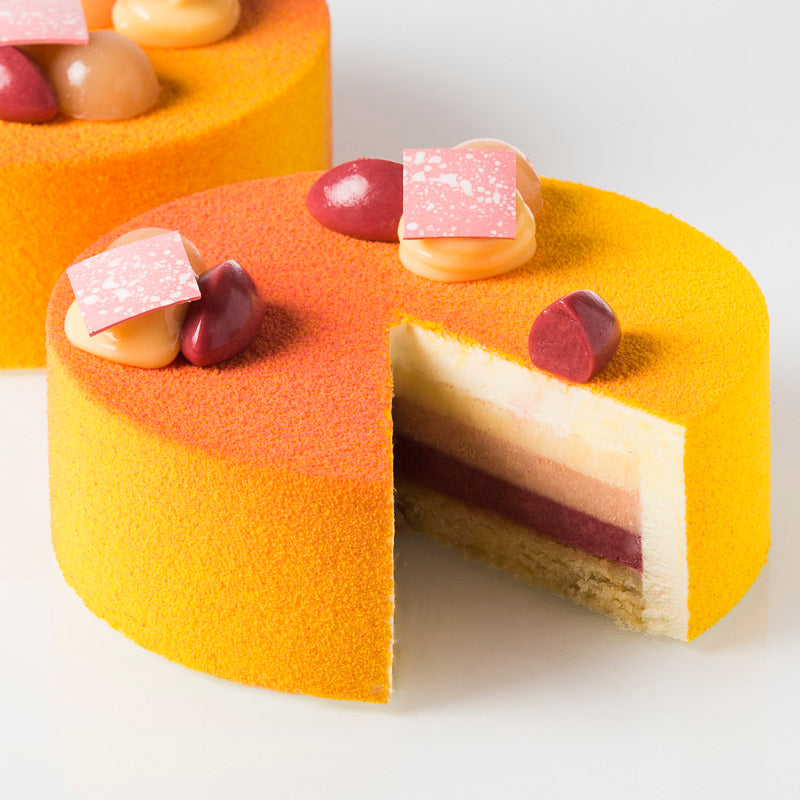 Flavours of Peach Melba