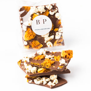 Popcorn Honeycomb Rubble
