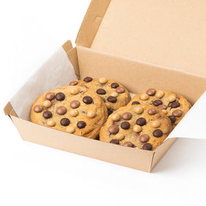 Macadamia Chocolate Chip Cookies (Box of 4)