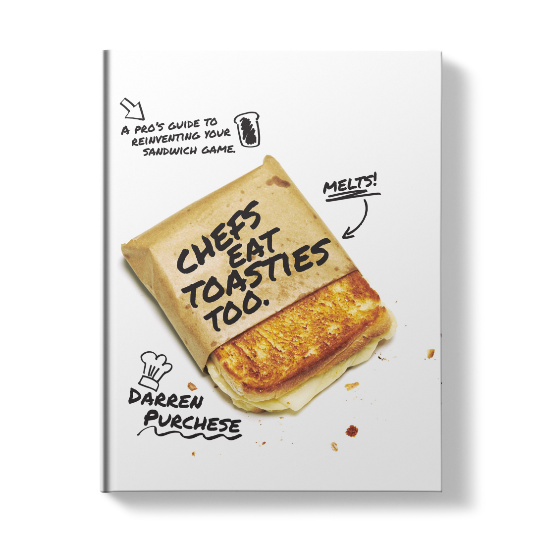Chefs East Toasties Too