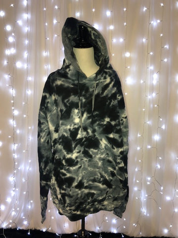 Tie-Dyed Pullover Hood....limited time only!