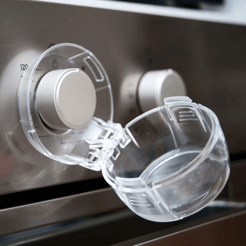 SafeStoveKnob™ - Tamper Proof Gas Stove Knob Baby Protection Safety Lock - Thankify - Fun, Innovative, Practical Products