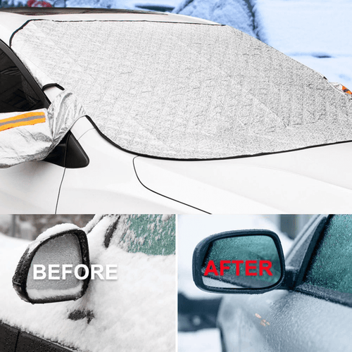 SnowShield™ - Magnetic Car Windshield Snow Cover - Thankify - Fun, Innovative, Practical Products