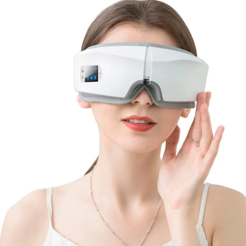 EyeRelaxer™ - Smart Bluetooth 4D Eye Massager - Thankify - Fun, Innovative, Practical Products