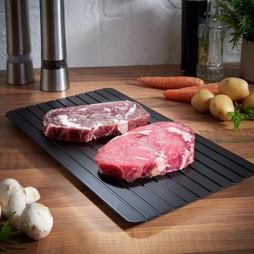 MagicDefrost™ - The Rapid Thaw Defrosting Tray - Thankify - Fun, Innovative, Practical Products
