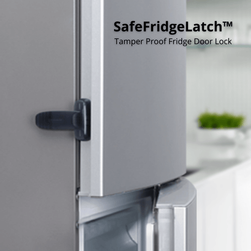 SafeFridgeLatch™ - Tamper Proof Refrigerator Door Baby Protection Safety Lock - Thankify - Fun, Innovative, Practical Products