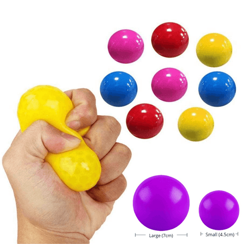 SquizkyBall™ - Glowing Sticky Stress Relief Ball - Thankify - Fun, Innovative, Practical Products