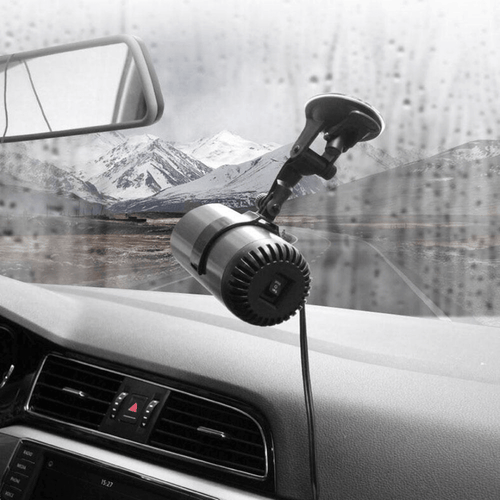 CarWarmer™ - 360° 3-in-1 Air Purifying 150W Car Fan Heater/Defroster - Thankify - Fun, Innovative, Practical Products