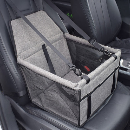 PetSafeCarSeat™ - Breathable, Waterproof Dog/Cat Safety Seat - Thankify - Fun, Innovative, Practical Products