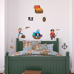 Ahoy Matey Room Icons