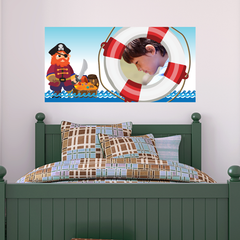 Ahoy Matey Room Rectangle