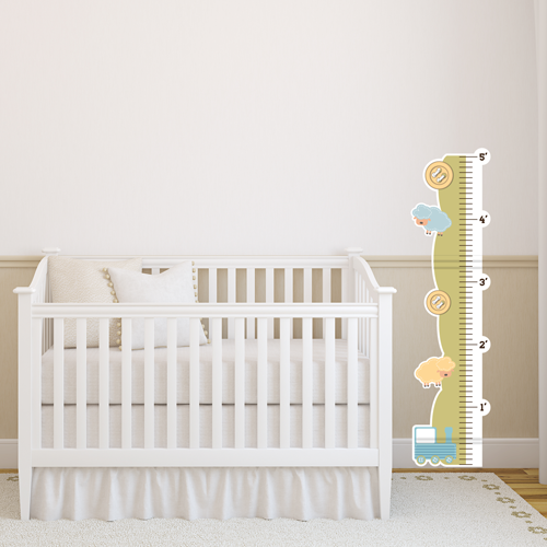 All Aboard Room Growth Chart