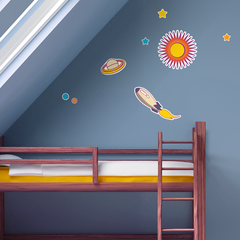 Astro Adventure Room Icons