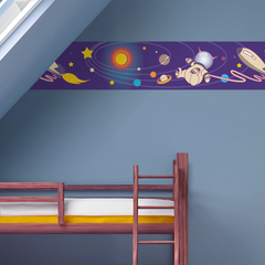 Astro Adventure Room Ceiling