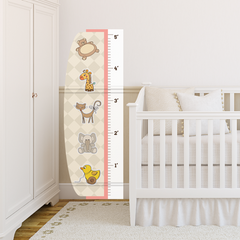 Baby Toys Room Growth Chart