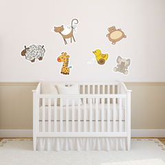 Baby Toys Room Icons