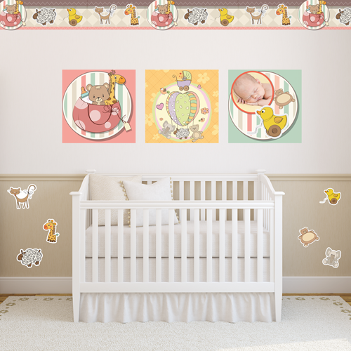 Baby Toys Room Set