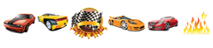 Racing Cars Room Icons