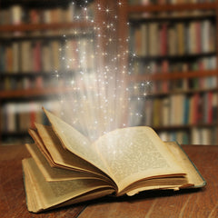 Opening The Magical Book