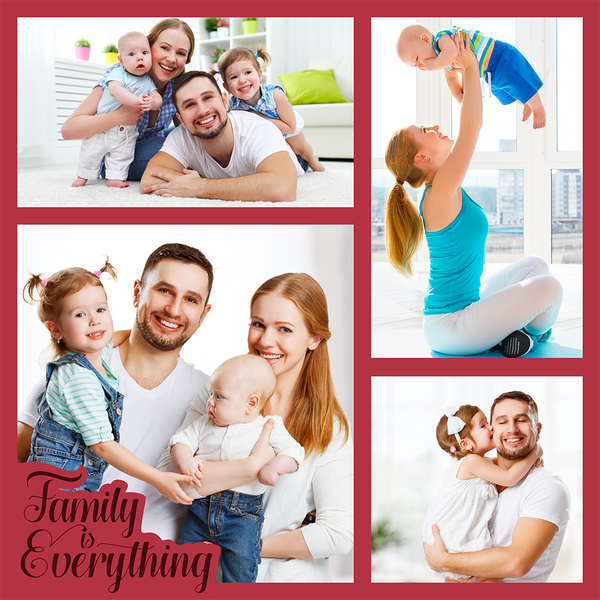 Family Is Everything | Red