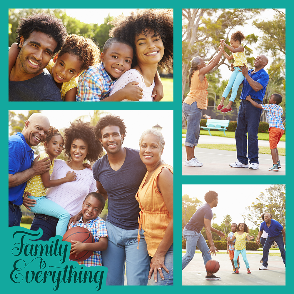 Family Is Everything | Green