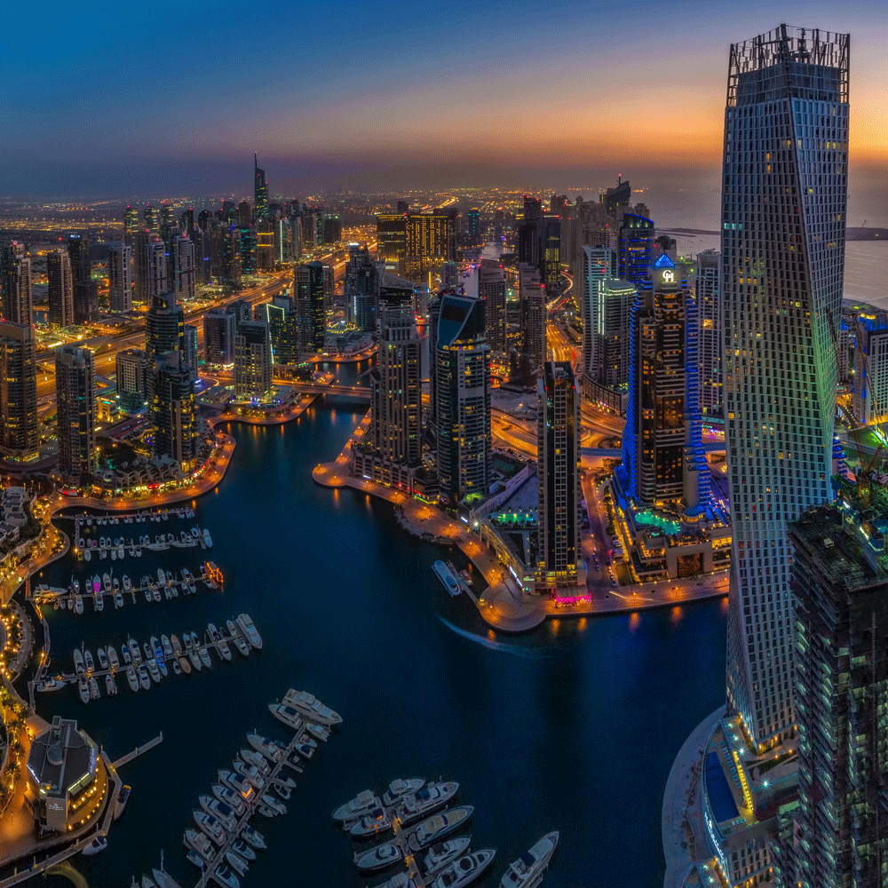 Dubai Harbor