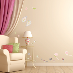 Floral Paisley Room Icons