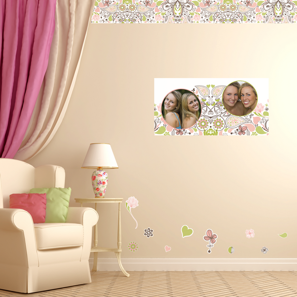 Floral Paisley Room Set