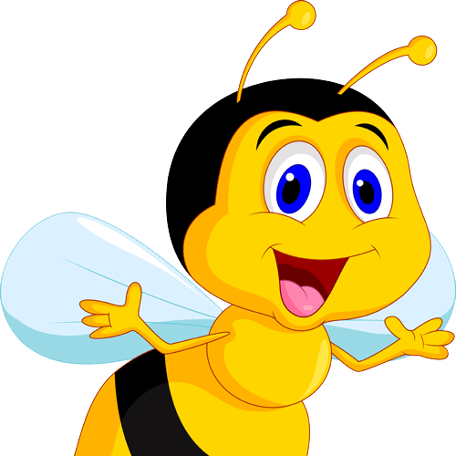 Animated Honeybee
