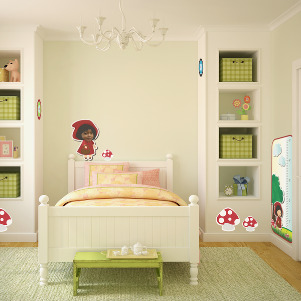 Little Red Riding Hood Room Set