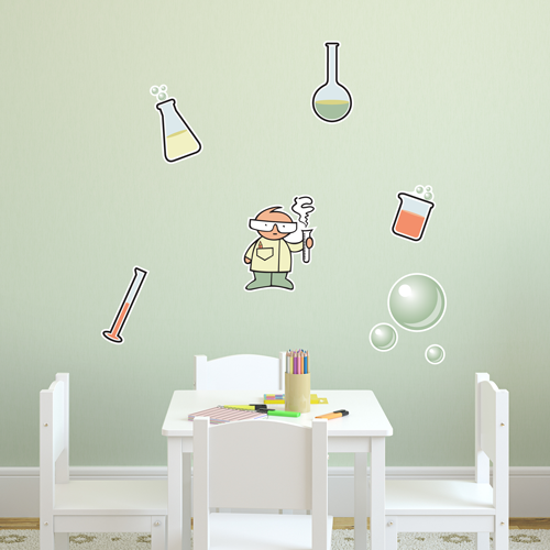 Little Genius Room Icons