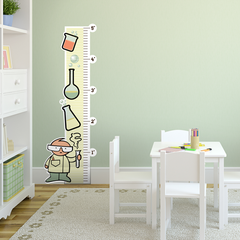 Little Genius Room Growth Chart