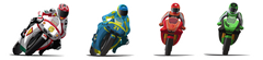 Moto Racer Room Icons