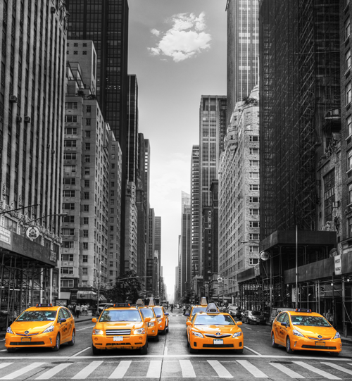 Cabs of NYC