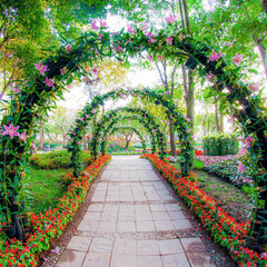 Archway For A Princess