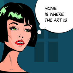 Home Pop Art