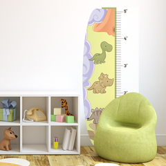 Paleo Pals Room Growth Chart