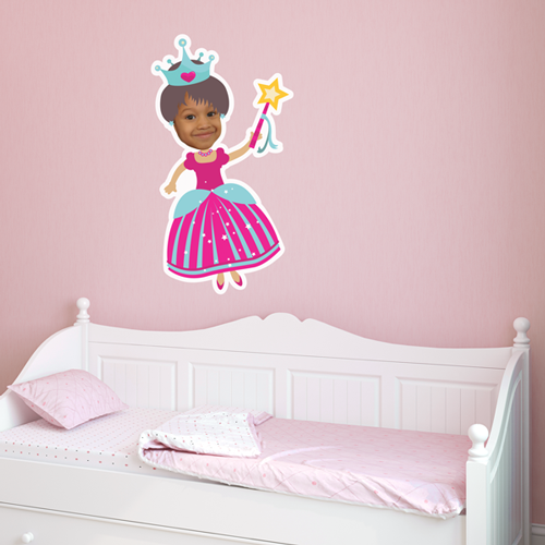 Pretty Princess (Blue) Room Icon Photo