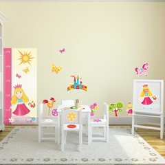 Pretty Princess (Pink) Room Set