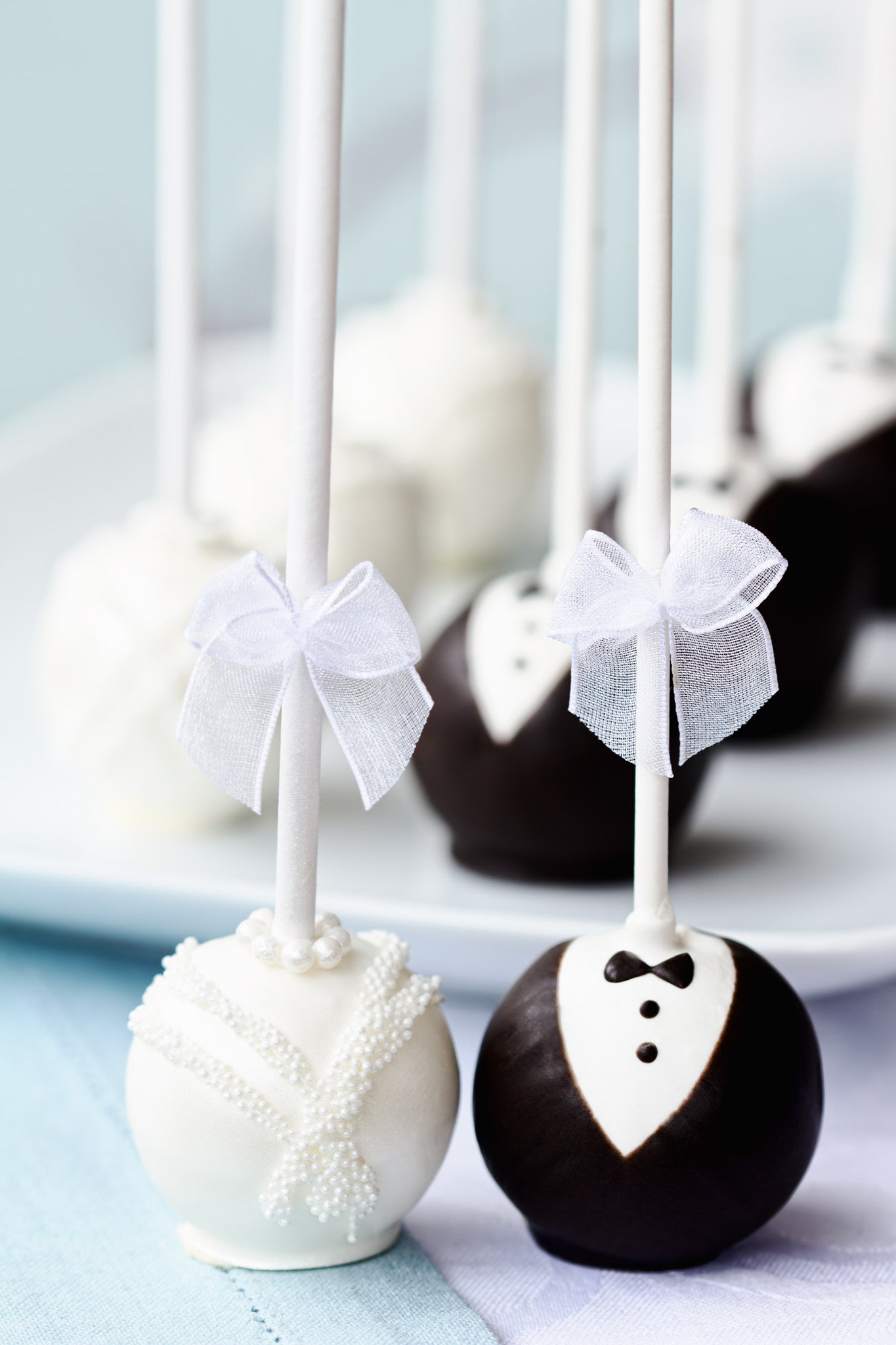 Wedding Day Cake Pops
