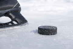 Icy Skate and Puck