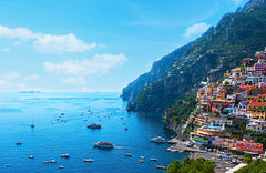 Scenes from the Amalfi Coast