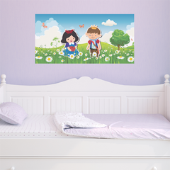 Snow White Room Rectangle