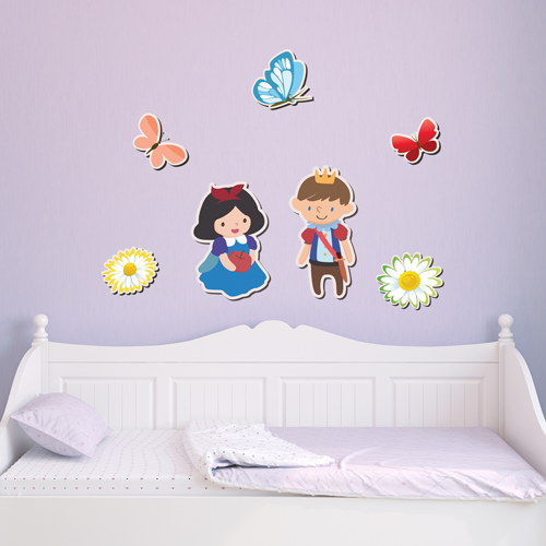 Snow White Room Icons