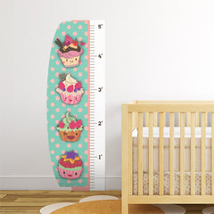 Sweet Treats Room Growth Chart